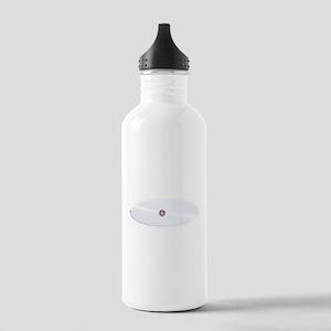 Hydrogen Atom Pathway Stainless Water Bottle 1.0L