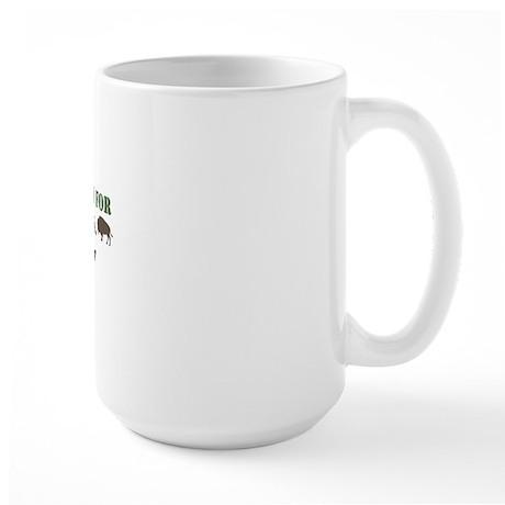 GOD'S BUFFET Large Mug