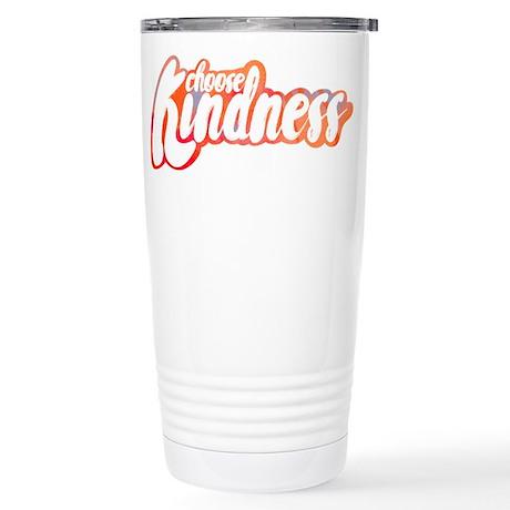 Choose Kindness Travel Mug