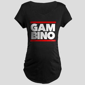 Gambino Maternity Dark T-Shirt