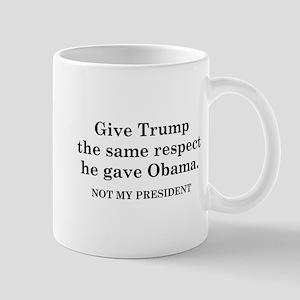 Same Respect Mug