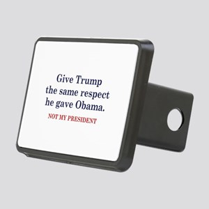 Same Respect Rectangular Hitch Cover