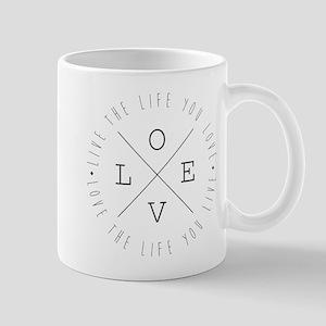Love Life Mug