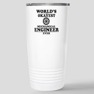 WORLD'S OKAYEST MECHANICAL ENGINEER EVER Travel Mu
