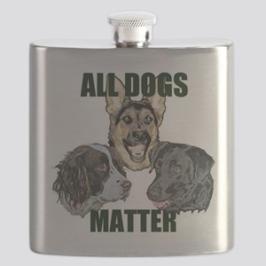 All dogs matter Flask