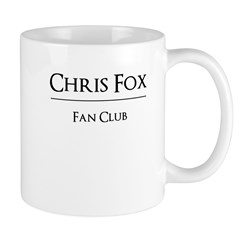 Chris Fox Fan Club (Light) Mugs