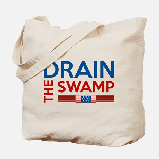 Drain The Swamp Tote Bag