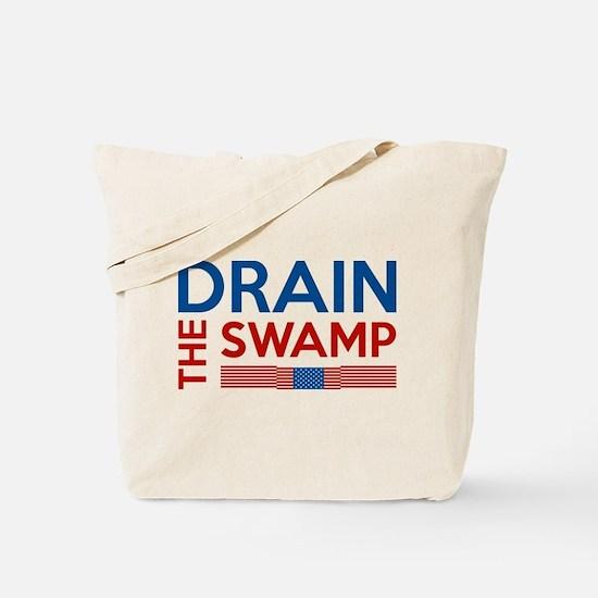 Drain The Swamp Tote Bag