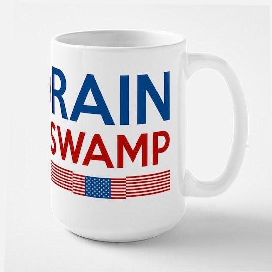 Drain The Swamp Mugs