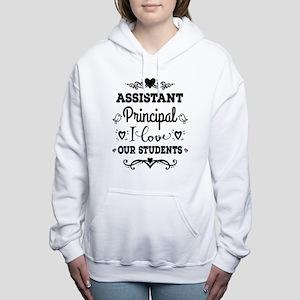 Assistant Principal Women's Hooded Sweatshirt