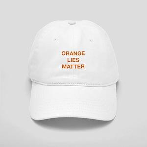 Orange Lies Matter Cap