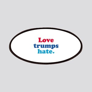 Love Trumps Hate Patches
