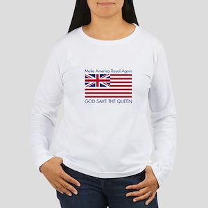 Make America Royal Again Long Sleeve T-Shirt