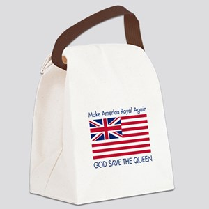 Make America Royal Again Canvas Lunch Bag