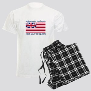 Make America Royal Again Pajamas