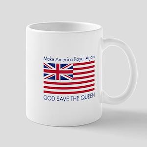 Make America Royal Again Mugs