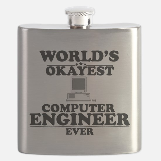 WORLD'S OKAYEST COMPUTER ENGINEER EVER Flask