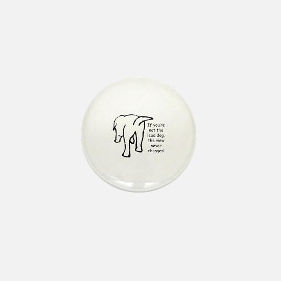 Cute Follower Mini Button