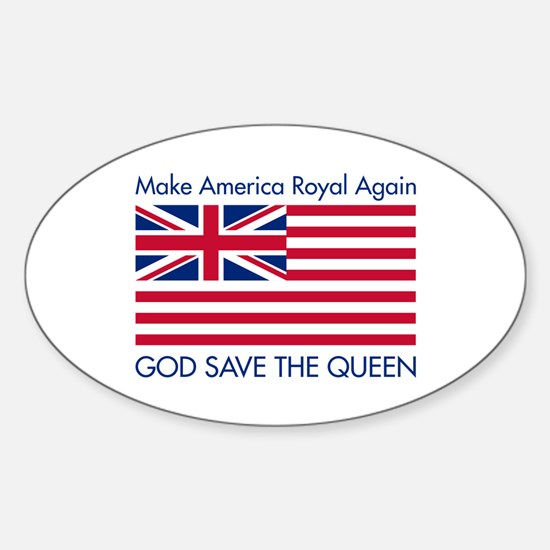 Make America Royal Again Decal