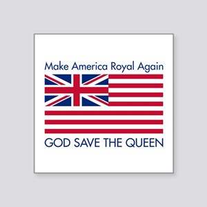 Make America Royal Again Sticker