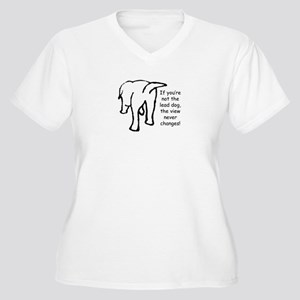 The Lead Dog Plus Size T-Shirt