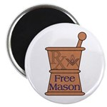 Pharmacist Mason Magnet