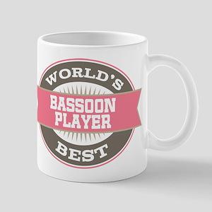 bassoon player Mug