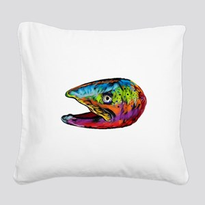 SPECTRUM Square Canvas Pillow