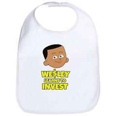 wesley group 2 Baby Bib
