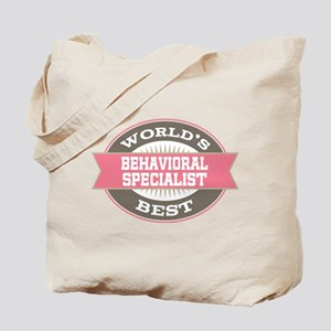 behavioral specialist Tote Bag