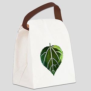 LEAF Canvas Lunch Bag