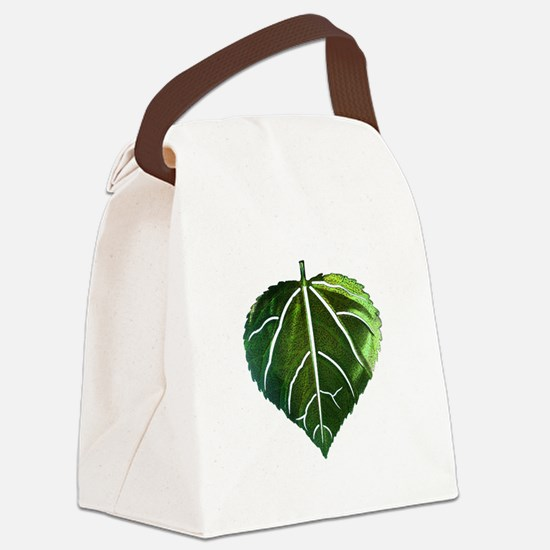 LEAF Canvas Lunch Bag