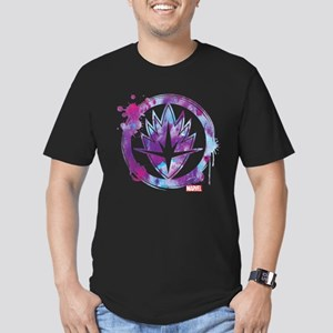 Guardians of the Galax Men's Fitted T-Shirt (dark)