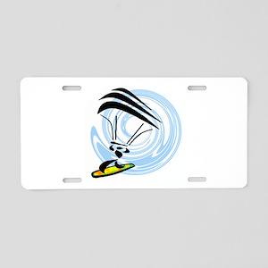 KITEBOARDING Aluminum License Plate
