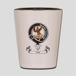 Badge - Hay Shot Glass