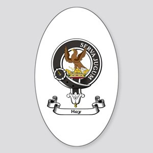 Badge - Hay Sticker (Oval)