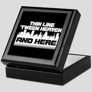 Thin Line Keepsake Box