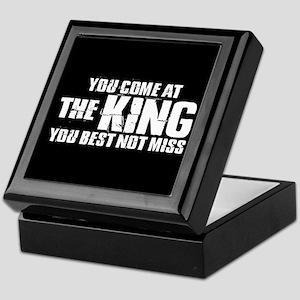 The King Keepsake Box