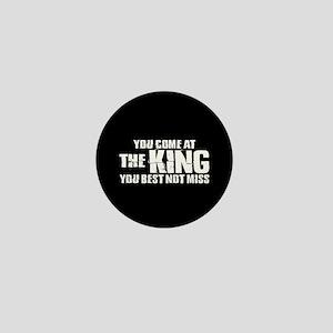 The King Mini Button