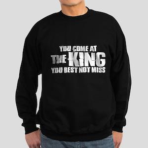 The King Sweatshirt (dark)