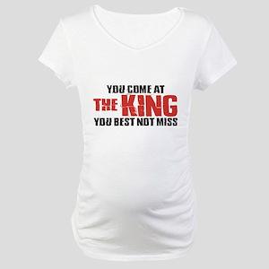 The King Maternity T-Shirt