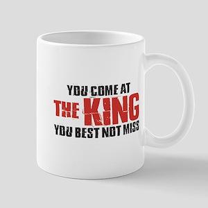 The King Mug