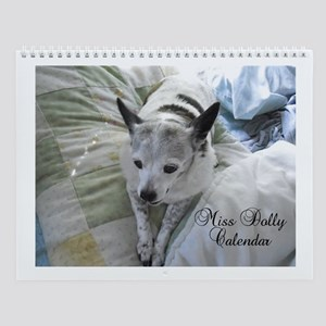 Miss Dolly Wall Calendar