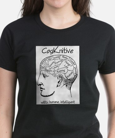 CogKNITive phrenology T-Shirt