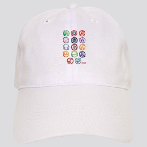 Marvel Icon Favorites Splatter Cap