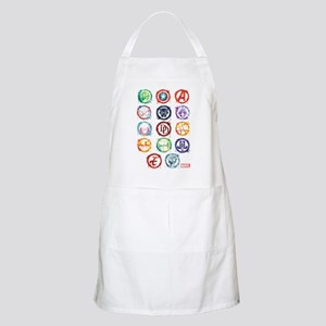 Marvel Icon Favorites Splatter Apron