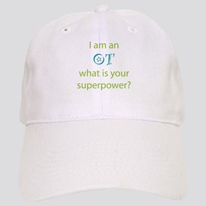 I am an OT What is Your Superpower? Hat