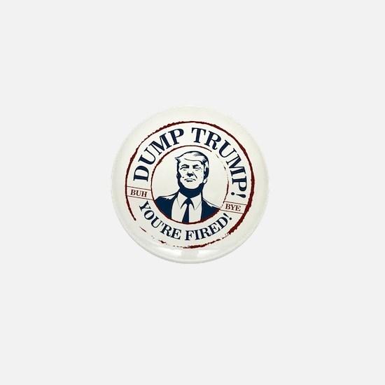 Dump Trump! Mini Button