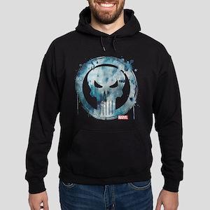 Punisher Grunge Icon Hoodie (dark)