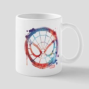 Spider-Man Icon Splatter Mug